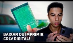 Como BAIXAR OU IMPRIMIR CRLV 2021 DO SEU VÉICULO pelo CELULAR OU PC!