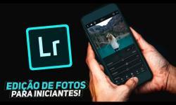 Lightroom para Iniciantes: Aprenda EDITAR FOTOS pelo seu celular! (Passo a Passo completo)