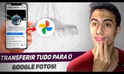 Como TRANSFERIR TODAS FOTOS E VÍDEOS do FACEBOOK para o GOOGLE FOTOS!