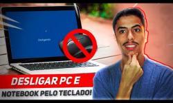 Como desligar o PC ou NOTEBOOK pelo Teclado (SEM USAR MOUSE)