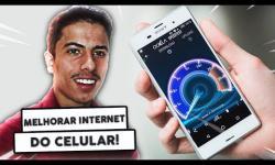 Como MELHORAR A INTERNET DO CELULAR (SEM PEGADINHA)
