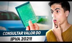 Como CONSULTAR VALOR do IPVA 2021 DO SEU VEÍCULO!